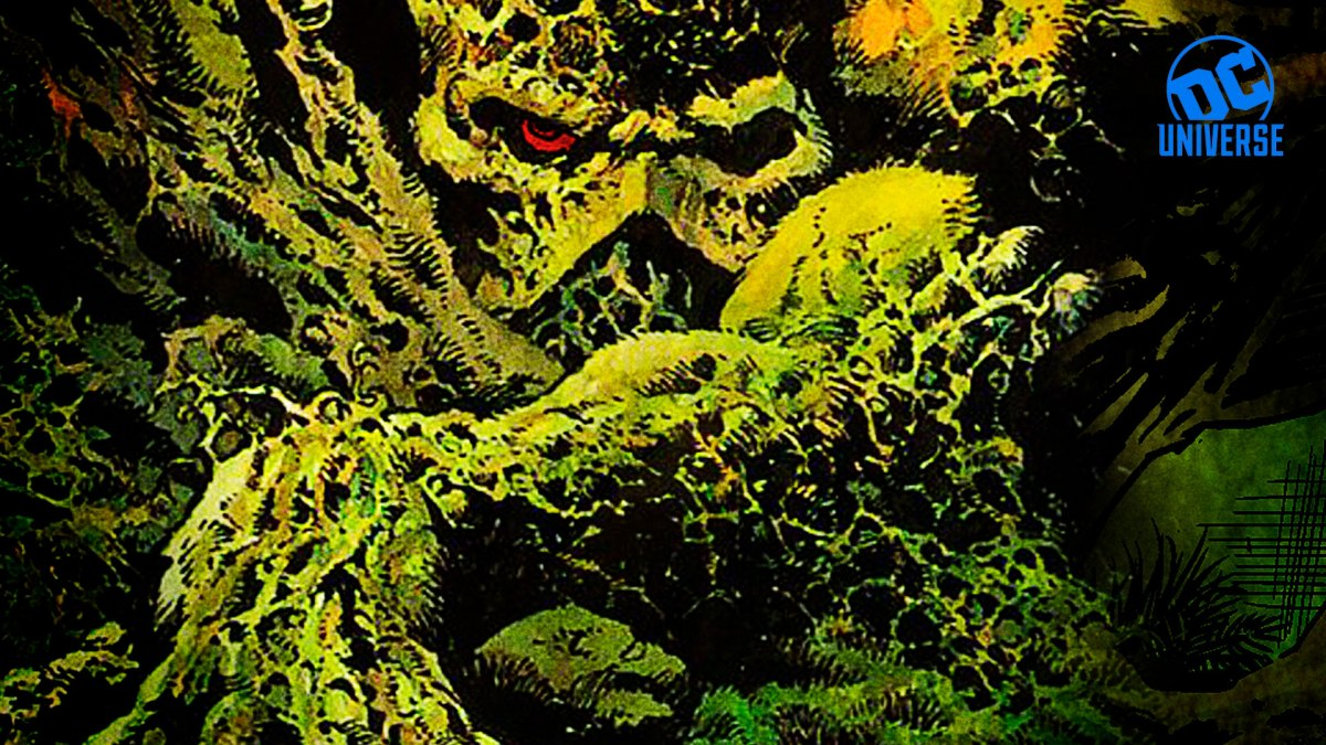 """Swamp Thing"" To Be Produced by James Wan"